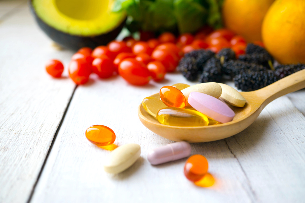9 Essential Supplements, & Their Benefits