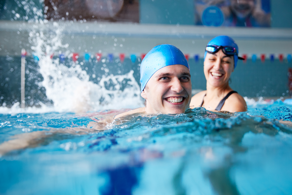 Swim Lessons Will Make For A Healthier, Happy Life