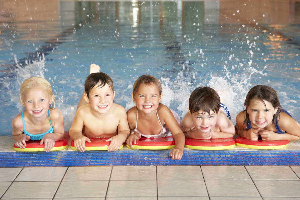 Why Swimming Lessons are A Must For Your Kids & Toddlers