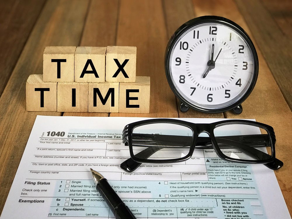 Your Guide To Tackling Tax Season
