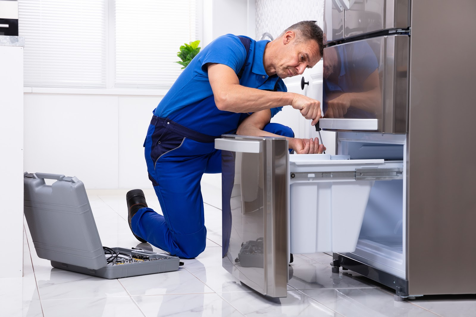 Having Problems With Your Refrigerator? Learn What To Do!