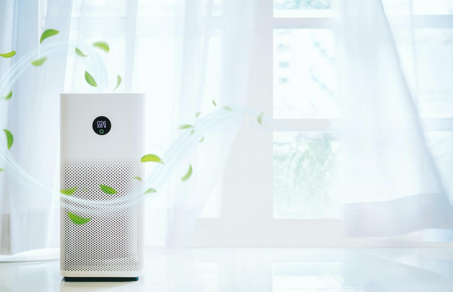 Take A Breath Of Fresh Air With These Air Purifiers