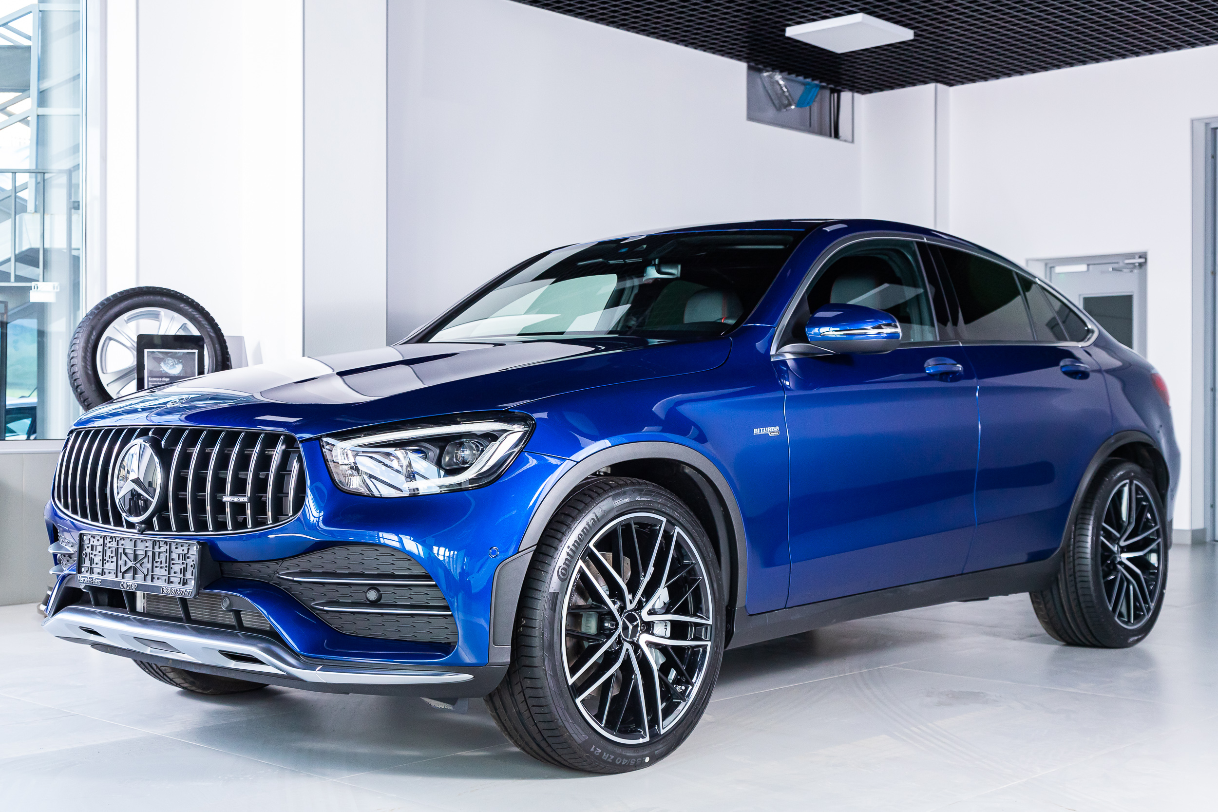 Start Your Engines: Introducing The Latest Mercedes-Benz Lineup